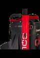 BIG MAX AQUA Sport 3 czarno-szaro-czerwona