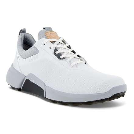 ECCO M GOLF H4 White Concrete Dritton