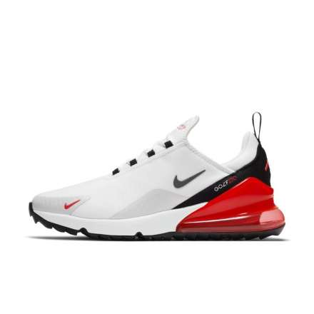Buty męskie Nike AIR MAX 270 G • Białe