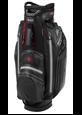 Torba golfowa Big Max AQUA DRIVE Cart Bag czarno-srebrna