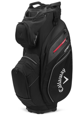 Torba golfowa Callaway ORG 14 Cart Bag 2020 czarno-biała