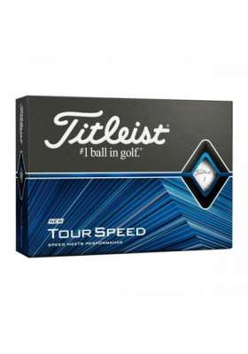 Piłki golfowe Titleist Tour Speed