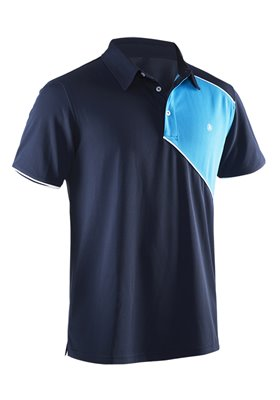 ABACUS MENS BRANSON POLO 090-MIDNIGHT BLUE XXL 65920905