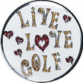 Ball marker Navika ● Live Love Golf
