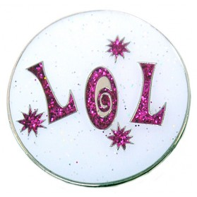 Ball marker Navika ● Laugh out loud