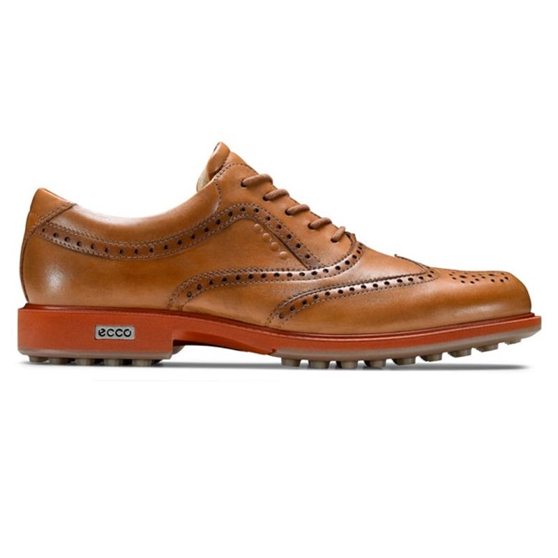 ECCO TOUR HYBRID LionBunt Ochree Golf Team