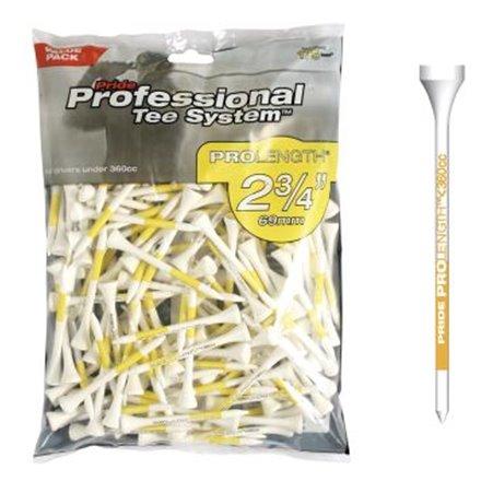 "Pride PTS Tee Pro Length 2,75"" Drewniane 175 sztuk"