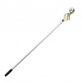 Metalowa wędka do wyławiania piłek●3,65 m