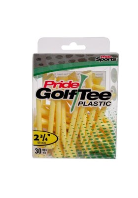 "Pride Golf Tee's 2.75"" ZIELONE Plastik 30 sztuk"