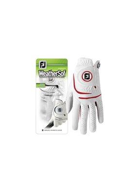 Rękawiczka FootJoy WeatherSof Fioletowa