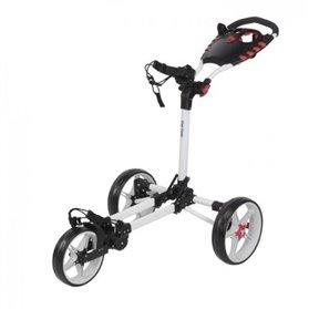 Wózek golfowy FastFold FLAT Biały