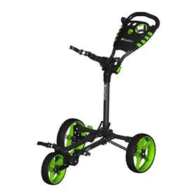 Wózek FastFold FLAT Czarno-zielony
