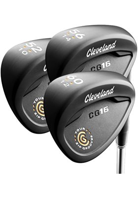Wedge CG16 Black Pearl