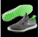Buty PUMA IGNITE Spikeless Sport Smoked Pearl/White/Green Gecko