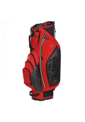 OGIO CIRRUS Cart Bag FIERY RED