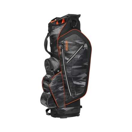 OGIO OZONE Cart Bag URBAN CAMO/BURS