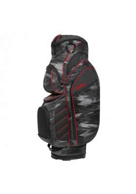 OGIO STINGER Cart Bag URBAN CAMO/RED
