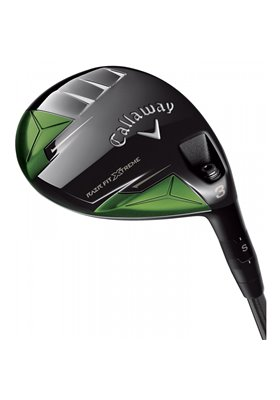Callaway RAZR FIT Xtreme 4 wood ladies