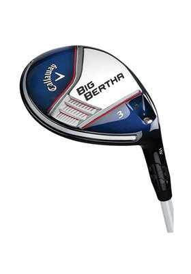 Callaway Big Bertha Fairway Wood 15* stiff
