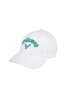 Callaway Heritage White/Teal