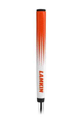 Lamkin Sink HD Paddle Putter Grip Orange/White