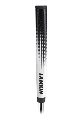 Lamkin Sink HD Paddle Putter Grip Black/White