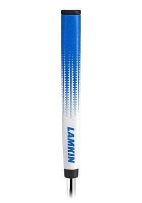 Lamkin Sink HD Paddle PLUS Putter Grip Blue/White