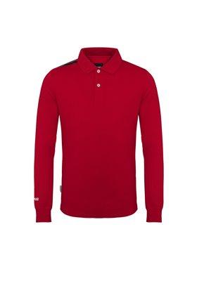 Colmar Koszulka Polo Longsleeve RED