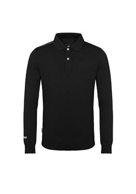 Colmar Koszulka Polo Longsleeve BLACK