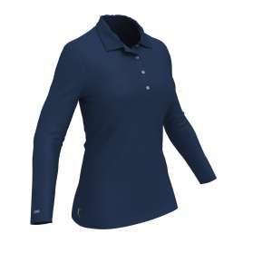 Colmar Koszulka Polo Longsleeve Damska BLUE