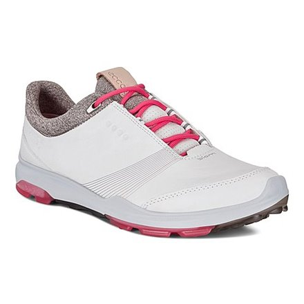 ECCO BIOM HYBRID 3 WhiteTeaberry Golf Team