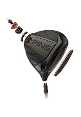 Driver Ping G400 10,5° ● 2018