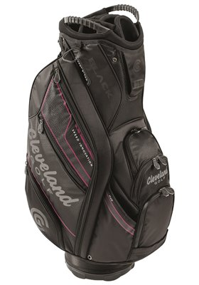CG Black Cart Bag Ladies