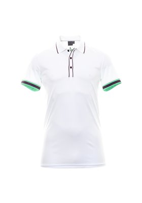 Bluzka polo Cross GEO STRIPE