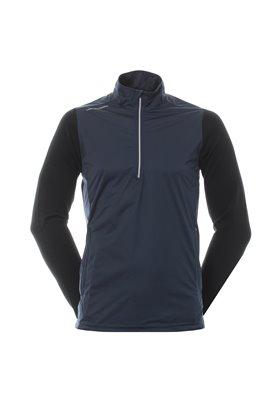 Sweter CROSS Golf Wind Granatowo-czarny