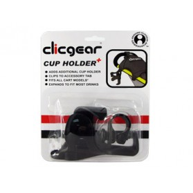 CLICGEAR CUP HOLDER/BOTTLE