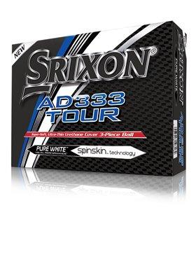 Piłki golfowe Srixon AD333 TOUR ● 2018