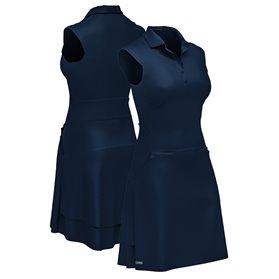 Sukienka bez rękawów COLMAR Granatowa ● 2018
