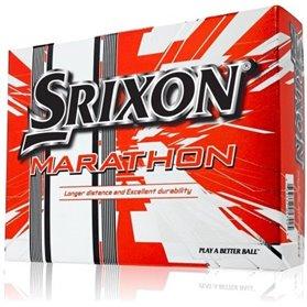 Piłki do golfa Srixon MARATHON ● Tuzin