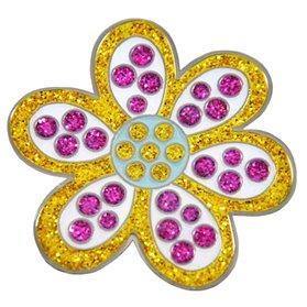 Ball marker Navika ● Flower power