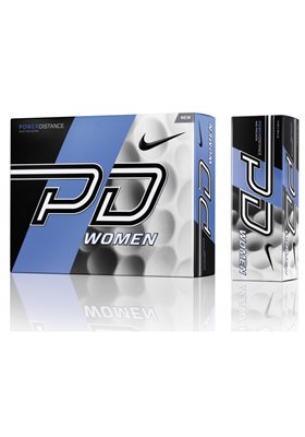 Piłeczki golfowe Nike POWER DISTANCE Soft