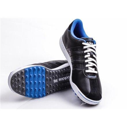 tania wyprzedaż przytulnie świeże najnowszy projekt Buty męskie Adidas AdiCROSS II Czarne - Golf Team