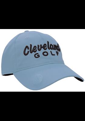 Czapka Cleveland z ball markerem Błękitna