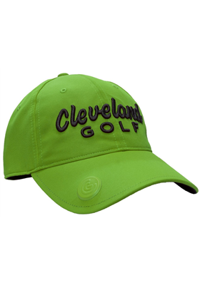 Czapka Cleveland z ball markerem Jasnozielona