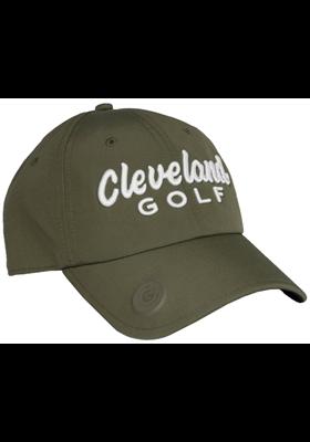 Czapka Cleveland+ball marker Białe logo ●2018
