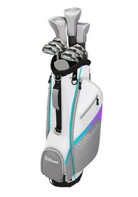 Wilson Ladies 1200 XV Golf Package Set