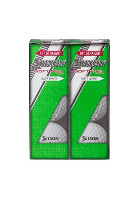Piłki do golfa Srixon SOFT FEEL ● Pół tuzina