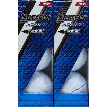 Piłki golfowe Srixon AD333 ● Pół tuzina