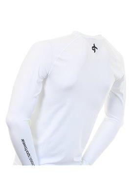 b6c4cbb7574010 Bluza z długim rękawem CROSS Biała ○ 2018