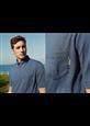 Koszulka polo w paski COLMAR Niebieska ● 2018